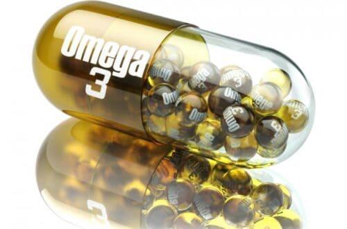 omega 3 kapsler