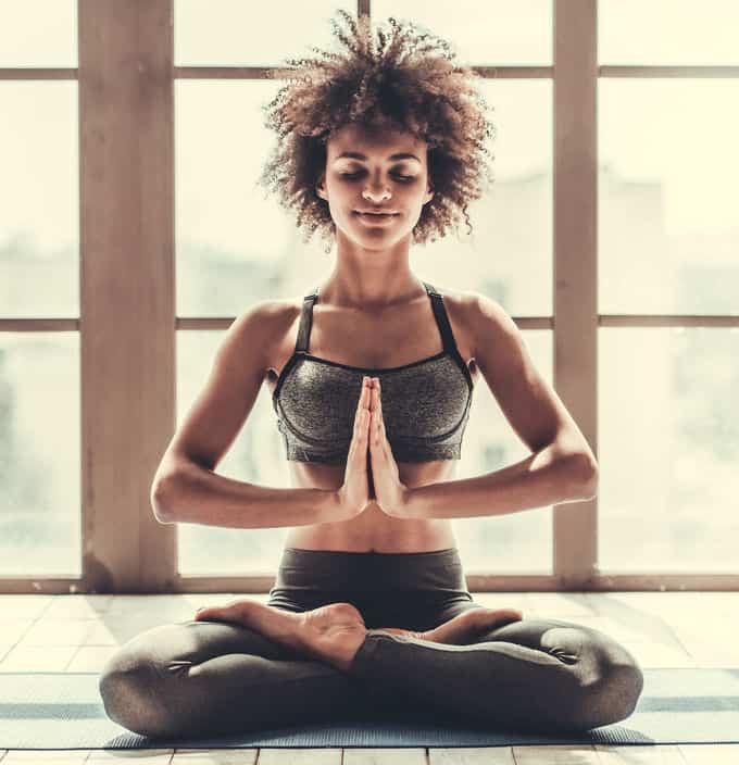 Meditation yoga mindfulness