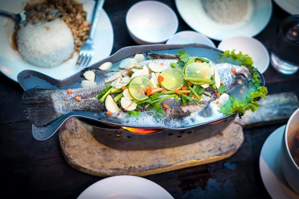 omega 3 fisk i fad