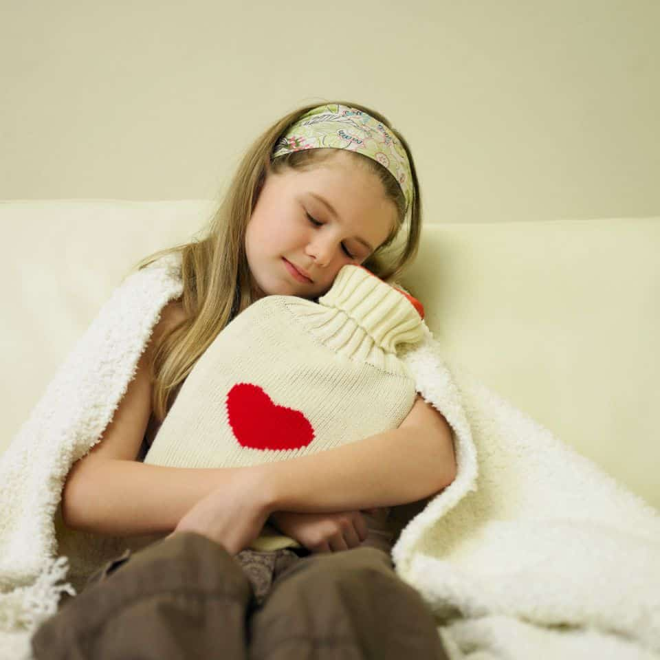 Hvor meget søvn skal et barn have?