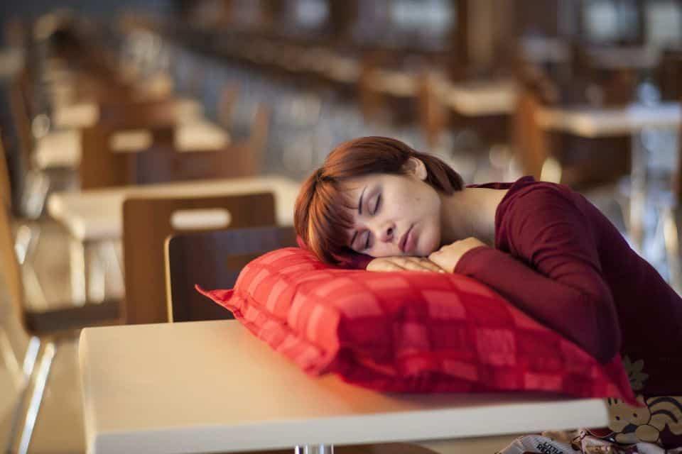 Søvnproblemer søvnløshed søvnunderskud