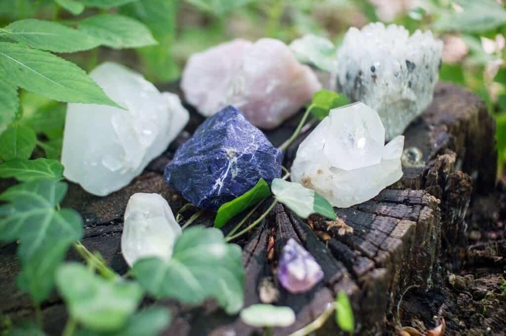 healende krystaller